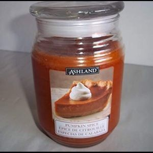 Ashland Pumpkin Spice jar candle